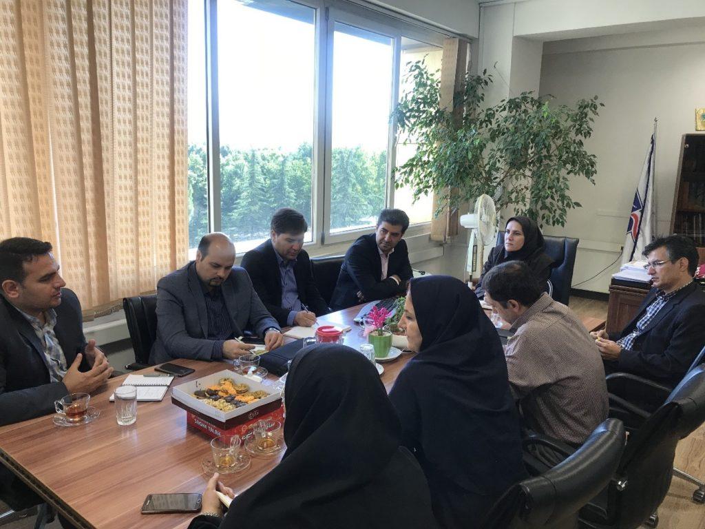 برگزاری جلسه بررسی متدولوژی فاز ۲ و ۳ پروژه