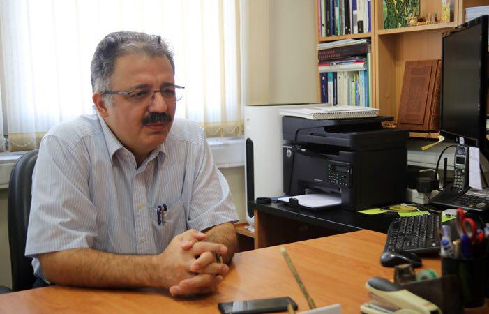 جلسه بررسی وضعیت تحول دیجیتال کشور از دیدگاه دکتر بابک نجار اعرابی عضو هیأت علمی دانشگاه تهران