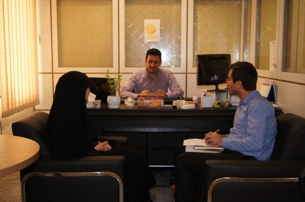 جلسه بررسی وضعیت کشور در زمینه فناوری پرینت سهبعدی از دیدگاه دکتر امین جباری سرپرست آزمایشگاه پرینت سهبعدی دانشگاه تهران