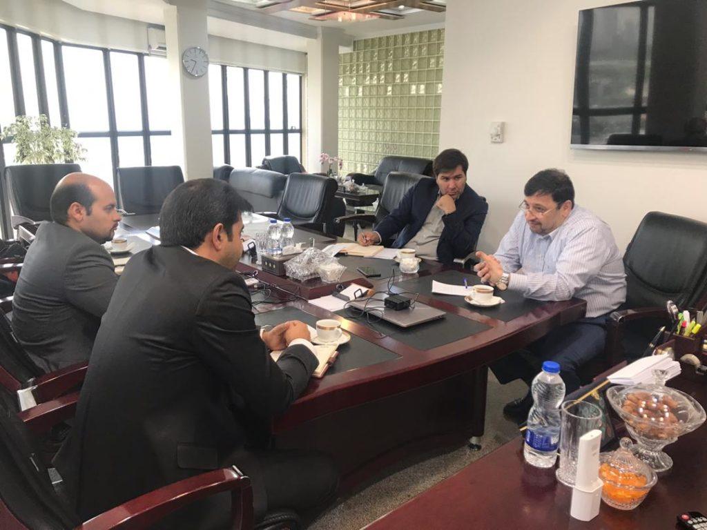 جلسه بررسی وضعیت تحول دیجیتال کشور از دیدگاه رئیس مرکز ملی فضای مجازی