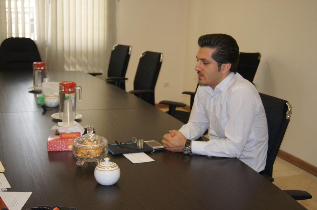 جلسه بررسی وضعیت اینترنت اشیا در کشور از دیدگاه مدیر مرکز تحقیقات اینترنت اشیا
