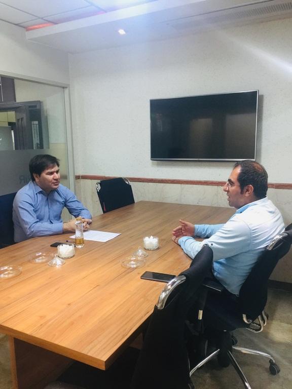 جلسه بررسی وضعیت اکوسیستم استارتاپی از دیدگاه مدیرعامل شتاب دهنده سریر