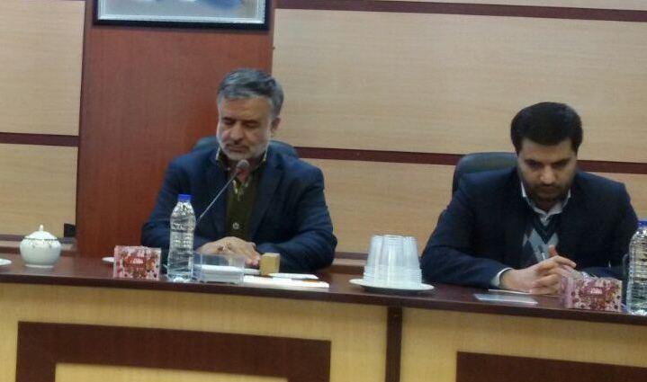 جلسه بررسی وضعیت تحول دیجیتال کشور از دیدگاه جانشین قرارگاه سایبری سازمان پدافند غیرعامل کشور